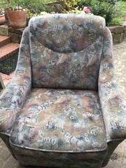 gemütlicher Sessel von Oma