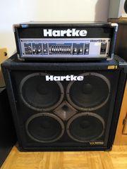 Hartke Bass Half Stack