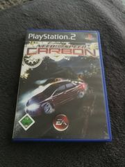 Need for Speed Carbon Playstation