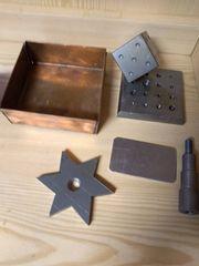 Metall Werkstücke