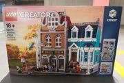 lego Creator Buchhandlung
