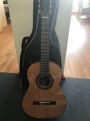 Gitarre Dreiviertel