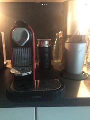 Nespresso mit Milchschäumer