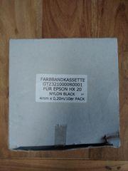 Farbbandkassetten GTZ3210000R0001
