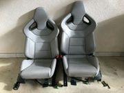 Original Schalensitze für den Audi