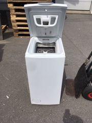 Bosch Waschmaschine Toplader nur eineinhalb