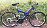 FISCHER 18-Gang Mountainbike Reifen gut -