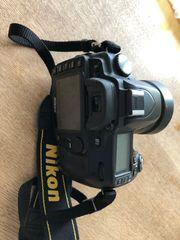 Nikon D80 mit AF-S Nikkor