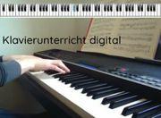Klavierunterricht mit Stil online