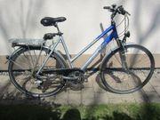 Sportliches Trekking Fahrrad KTM Modano