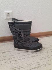 Warme Stiefel in Gr 40