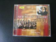 3 CD s Neujahrskonzert Wiener