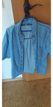 Tencel Jeans Hemd