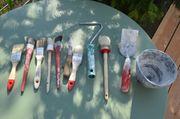 Renovier Set Malerarbeiten 11 Teile