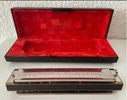 Mundharmonika Chromonica 280 C Hohrner