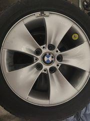 BMW Winterreiffensatz - Dunlop 205 55