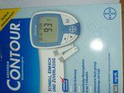 Blutzuckermessgerät Bayer CONTOUR