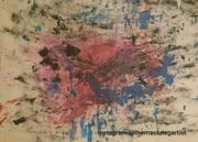 Space Bild Gemaelde Painting Kunst
