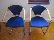 2 x Stühle Esszimmerstühle Küchenstühle -
