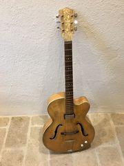 Alte Höfner Jazzgitarre