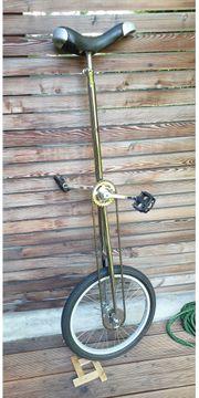 Tolles Hoch-Einrad Giraffe Reifen 20