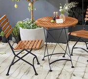Outdoor-Stuhl-Set 2-tlg Bellagio