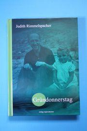 Gründonnerstag - Judith Rimmelspacher - Buch - ISBN
