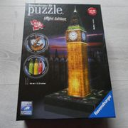 Ravensburger Puzzle Big Ben Night