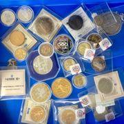 Verkaufe Münzen - Sammlung - Silbermünzen - Goldmünzen