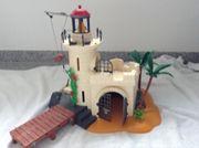 Soldatenbastion mit Leuchtturm