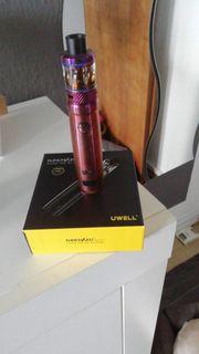 Verkauf meiner E-Zigarette