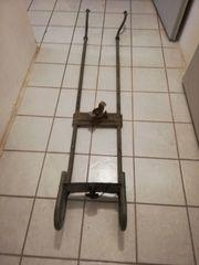 ALKO Ersatzradhalter für Wohnwagen