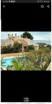 Haus altea hillsl Spanien