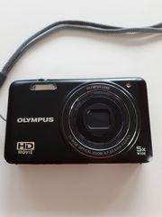 Olympus Digitalkamera VG-160 14 Megapixel