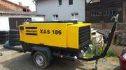 Atlas Copco XAS 186 80PS-Diesel