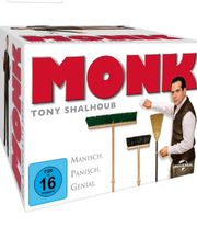 Monk DVD Komplettbox