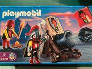 Playmobil Drachenritter mit Angriffsschutz