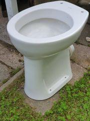 Seniorengerecht Duravit WC erhöhter Stand
