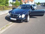 Mercedes Bend CLK 320 W208
