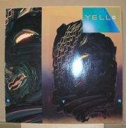 YELLO - STELLA ORIGINAL LP 1985