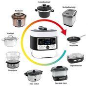 Multikocher Dampfgarer Küchenmaschine