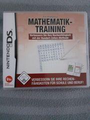 Nintendo DS Mathematik-Training Verbesserung der