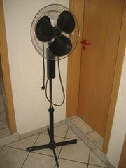 Leistungsstarker Standventilator Ventilator Oszillierend 3-stufig
