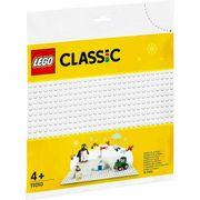 LEGO Classic Bauplatte 11010 - Weiße