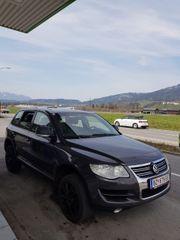 VW Touareg 2 5tdi r5