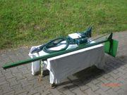 Pferdestaubsauger - TOP Zustand - mit Laufschiene -