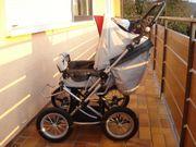 Gesslein Kinderwagen gut erhalten in