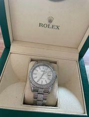 Rolex Datejust ll Half Iced