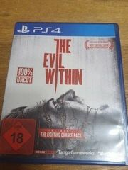 The Evil Within 1 Ps4