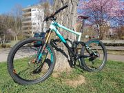 Moutainbike Fully CUBE FRITZZ 180